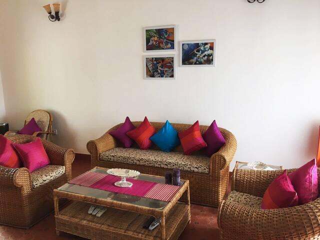 villa 31,Ginger Tree Resort ,Anjuna