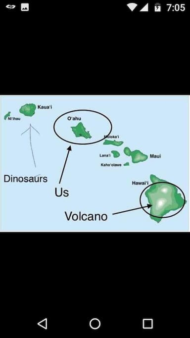 We are not affected by the Volcano 200 miles away AT ALL!!