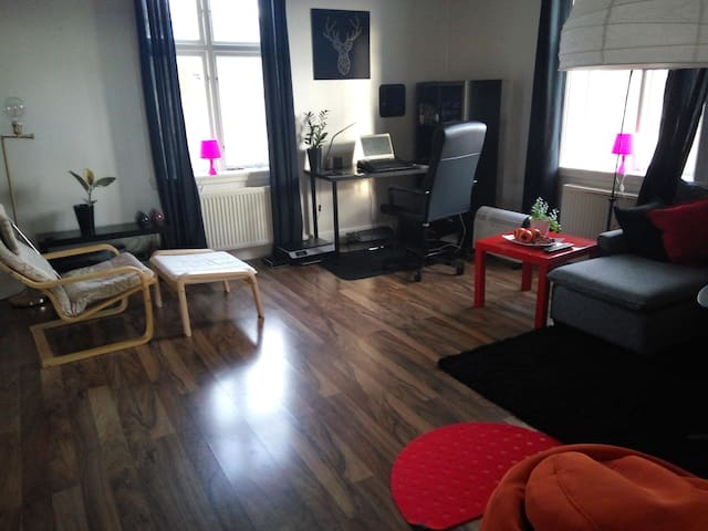 A cozy city house - Vimmerby - บ้าน
