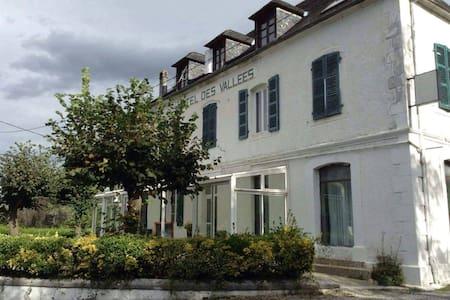 endroit magique et associative venais le decouvrir - Lurbe-Saint-Christau - บ้าน