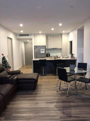 Cozy Bedroom in Sydney