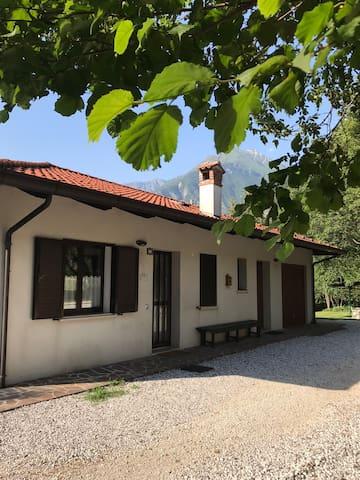La casa nel parco delle Prealpi Giulie - Venzone