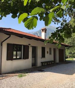 La 'casa nel parco' nelle Prealpi Giulie - Venzone