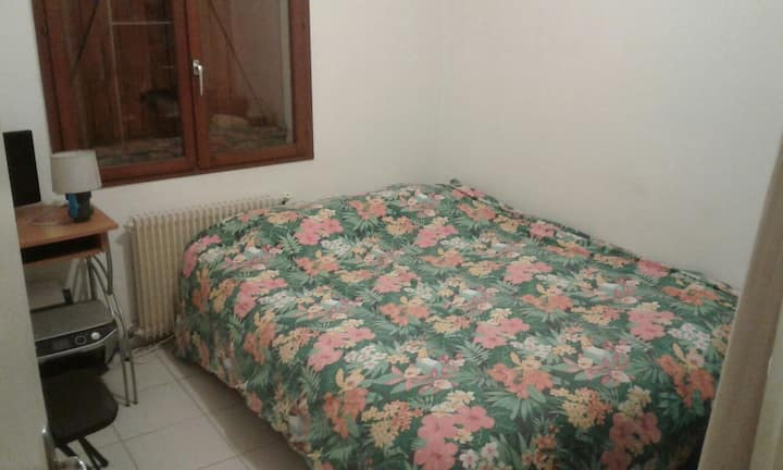 Maison entière avec une chambre Simple