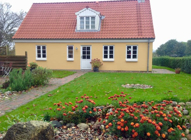Ugenert Skagenshus på Aarø 159m2 Fantastisk udsigt