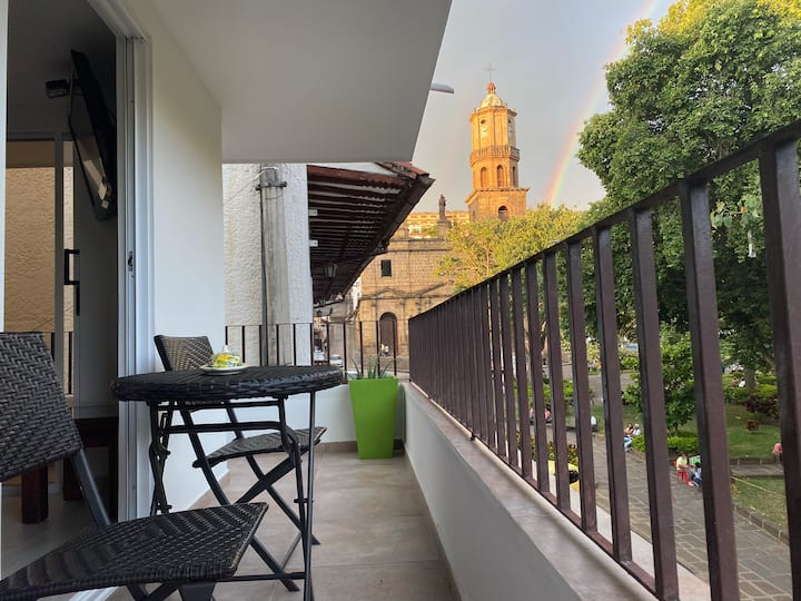 Centro histórico- con parqueadero