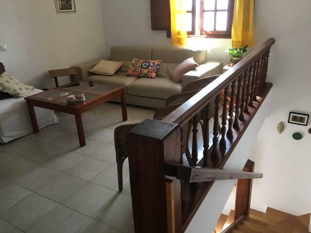 Casa Yuyi, a 20 metros del mar. - Caleta de Famara - House
