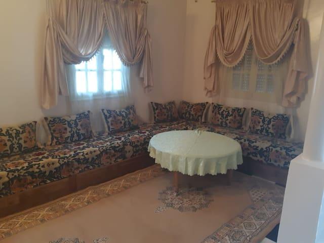 Maison à louer par jour à Errachidia