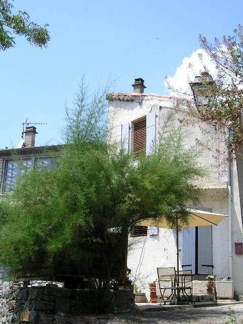 Maison de village à Balazuc en sud Ardèche
