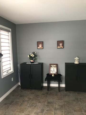Cozy and Clean Private suite in a Great location!