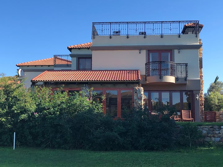 Large Tuscan Villa on Goose Valley golf course