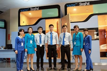 VATC SLEEPPOD TERMINAL 1 - Phú Cường