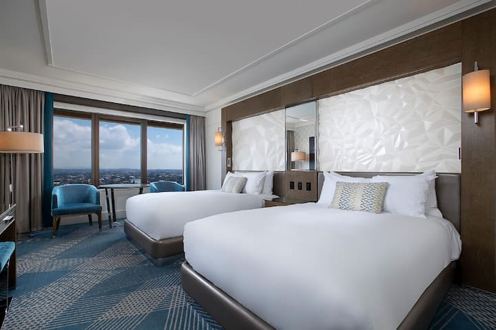 Comfy Twin Deluxe Superior At Broadbeach