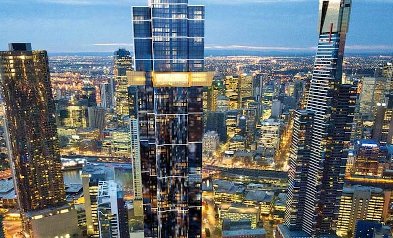 Amazing Heights of Melbourne - Brand New!