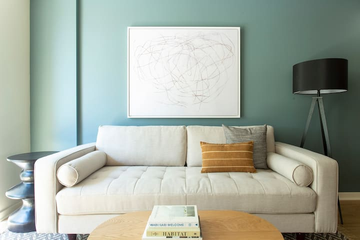 Sonder | Duboce Apartments | Bright 1BR + Rooftop