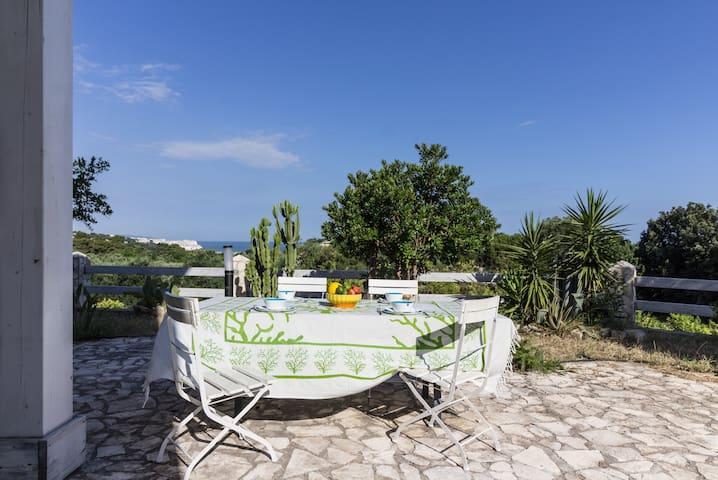 La dimora di Maddalena - Aranci - 4/5 ospiti - Rodi Garganico - House