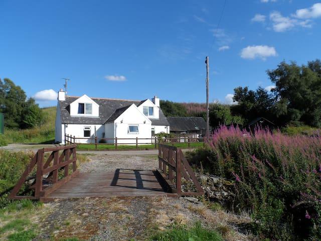 Rural Cosy Cottage, Glenlivet,Speyside - Glenlivet - Casa