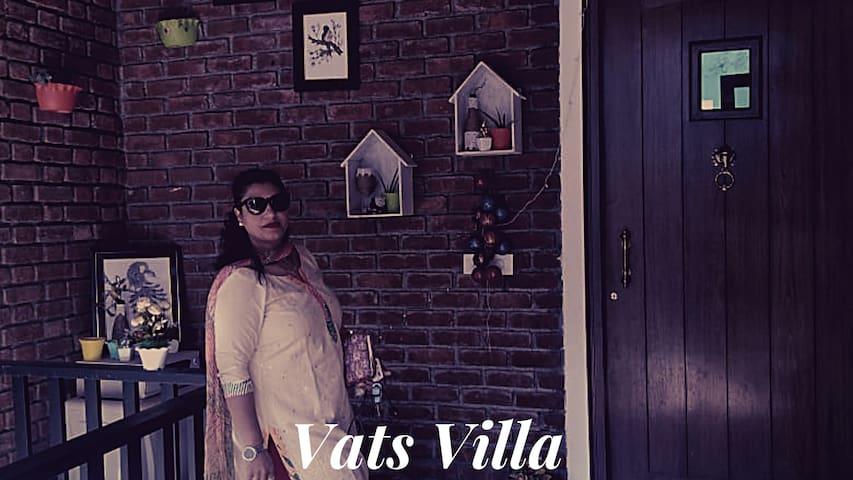Vats Villa Tulip
