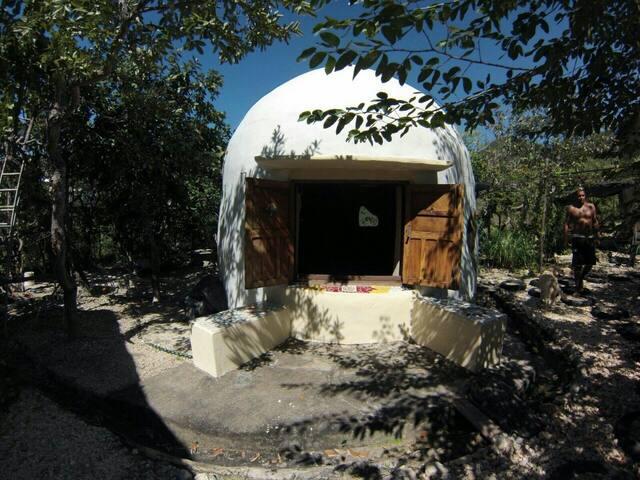 Sítio Acauã: wellbeing, loveliness, sustainability - Cavalcante - Chalet