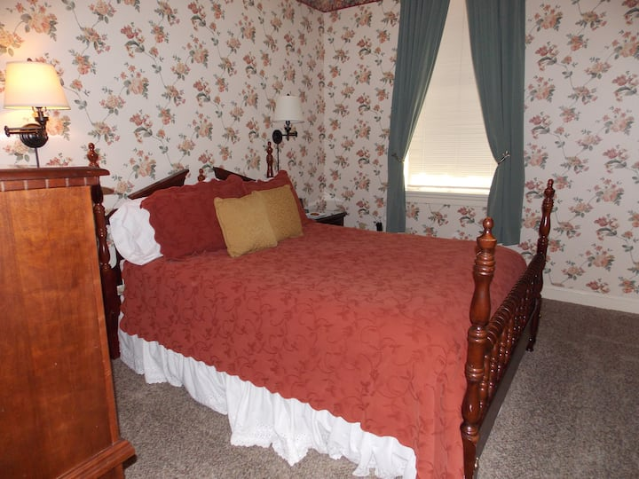 Indian King Suite - James Gettys Hotel