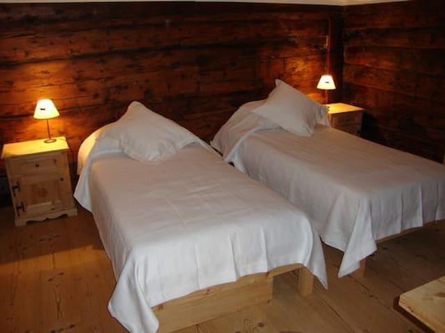 Appartamento in stile engadinese - Samedan - Apartment