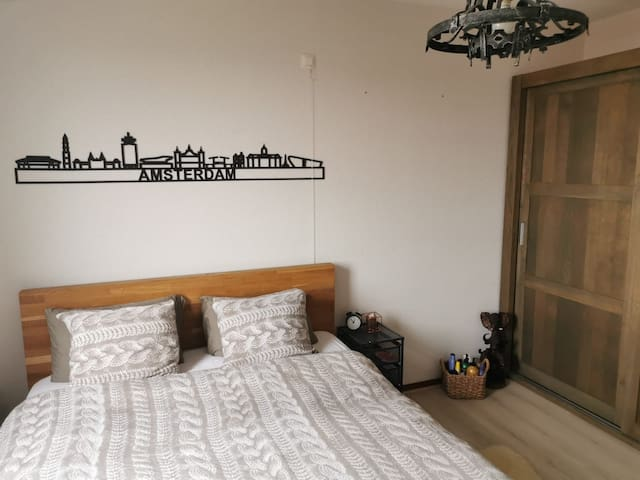 Amsterdam, Private Bedroom