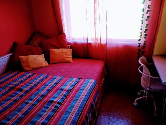 Ocean House 2 - Doble Bedroom