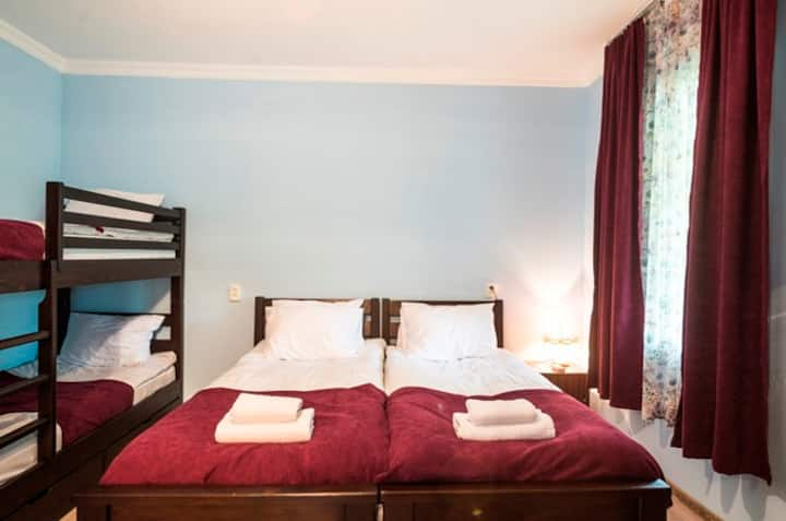 """Privat room #1 in Guest House """"LUTREZI"""""""