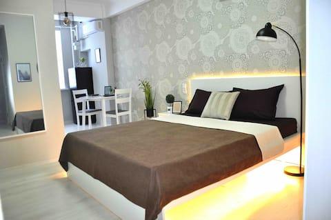 Apartament grozav, aproape de tot, Riscanovca