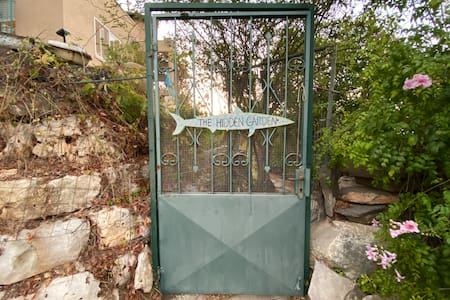 The Hidden Garden in Kiryat Tivon