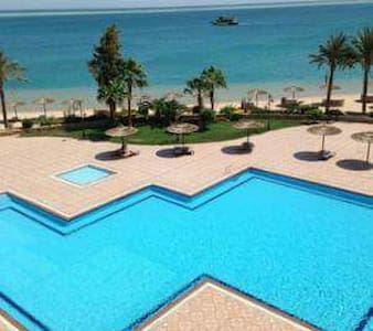 apartment  see view private beach Splanada resort - Hurghada - Lejlighed