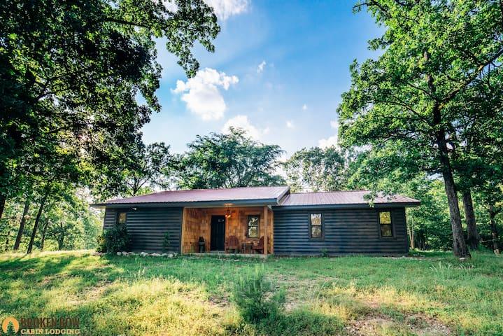 Timber Creek Cottage:  4 BR, 2 Bath, Sleeps 12