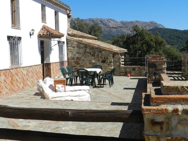 4 bedrooms house in the woods - Cortes de la Frontera - Hus