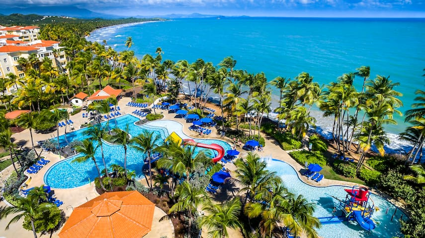 Harbour Lakes, The Caribbean Side of Puerto Rico - Humacao