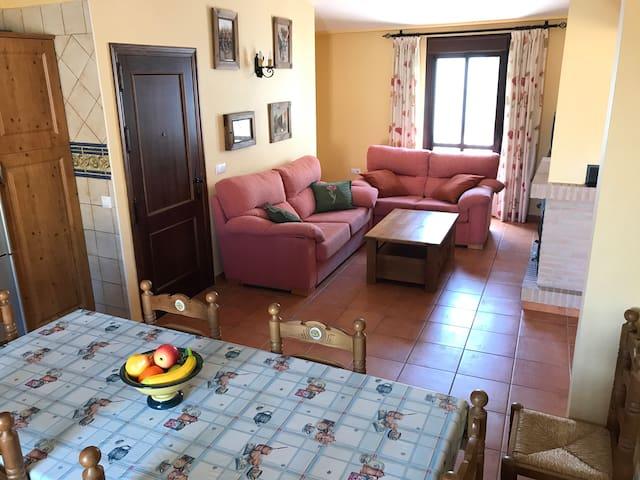 Apartamento en Grazalema