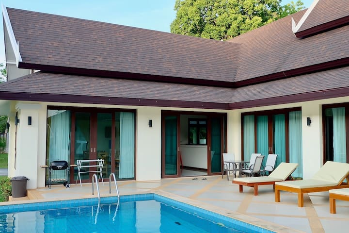 Villa Naka Krabi and private pool