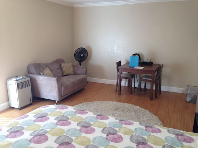 Studio Apt for SUPER BOWL WEEK - East Palo Alto - Appartamento