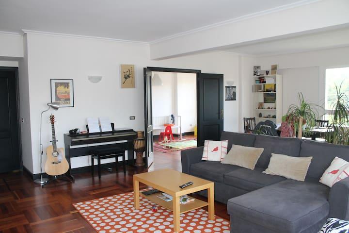 Getxo, apartamento junto al mar - Getxo - Selveierleilighet
