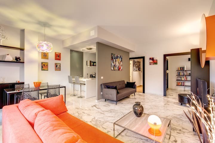 Charming flat up to Trastevere - Roma - Apartment