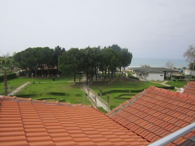 Side de denize  sıfır Dubleks daire - Gültepe Köyü - Villa