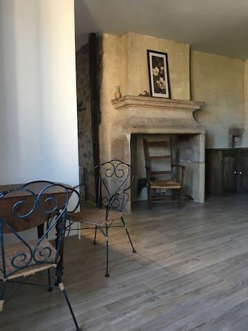 Appartement1 charme 4 personnes au cœur de Rodez