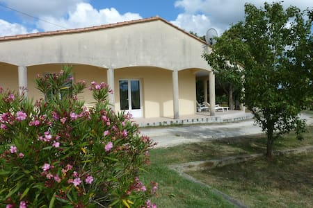Maison classe 3 cles vacances au porte de Bordeaux - Saint-Vivien-de-Blaye - Rumah