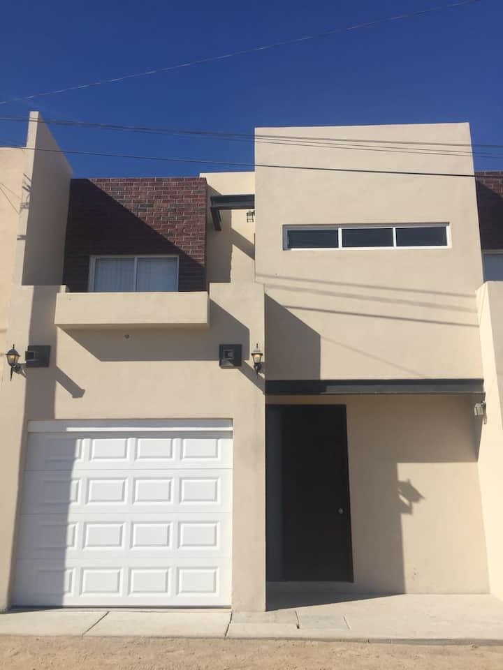 """2Bed House#4  Garage/Pool """"Departamentos Verchiel"""""""