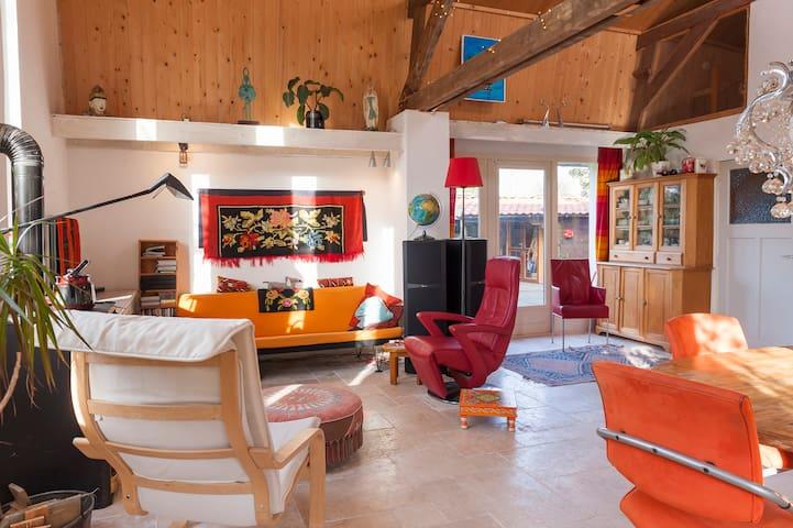 verbouwd boerderijtje - Gennep - House