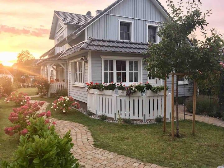Appartement Visby-gemütlich wohnen im Schwedenhaus