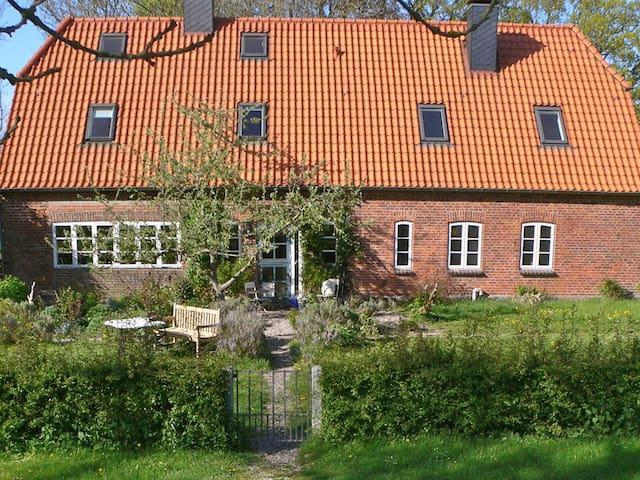 Gut Rothensande - Alte Schmiede - Waabs - Rumah