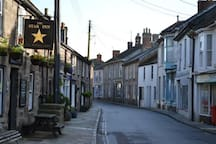 """""""The stunning town of St Just is like taking a step back in time"""""""