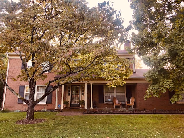 Traditional Charm in East Louisville