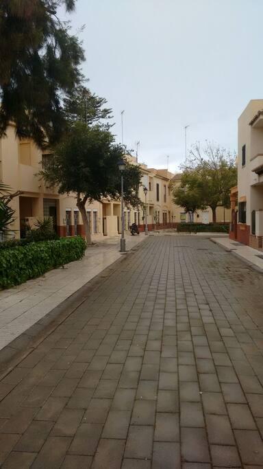 dentro urbanizacion