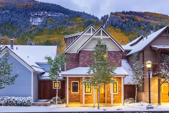 205 B S. OAK STREET - Luxury Home, Downtown Telluride, GREAT Location, steps to the Gondola!